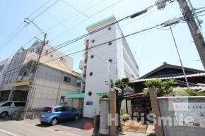 佐古三番町 マンション 1DK外観写真
