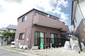 中島田町 アパート 1K外観写真