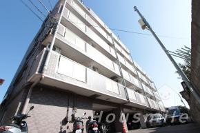 南昭和町 マンション 1DK外観写真