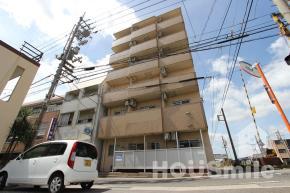 蔵本元町 マンション 1K外観写真