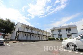 北島田町 アパート 1DK外観写真
