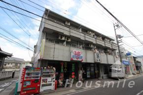 蔵本元町 マンション 1R外観写真