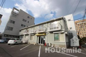 昭和町1丁目 アパート 1K外観写真