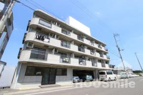 応神町 アパート 1K外観写真