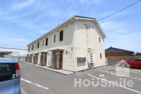 南島田町 アパート 1DK外観写真