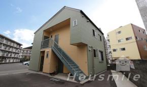 佐古三番町 アパート 1DK 202外観写真