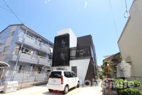 応神町古川戎子野 アパート 1LDK 3F外観写真