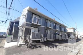 佐古八番町 アパート 1DK 103外観写真