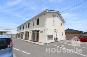 南島田町 アパート 1DK 102外観写真