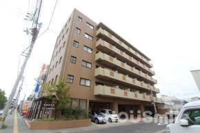 徳島町 マンション 1R 303外観写真